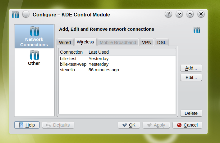 OpenSUSE 112 knetworkmanager manage connections.png
